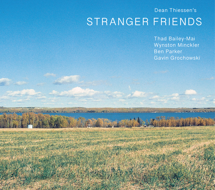 Stranger Friends Album - 1 Front Cover.p