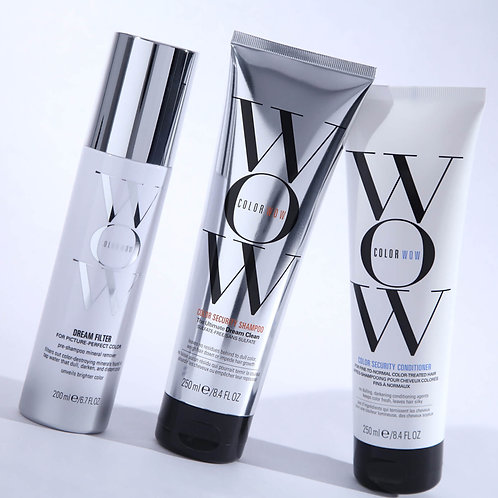 Color WOW Color Perfect Bundle for Fine/Normal Hair (Worth £64.00)