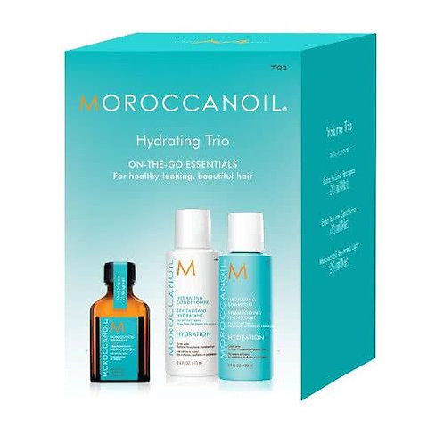 Moroccan Oil Hydrating Trio Mini Set