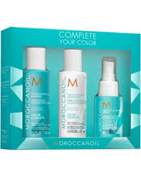 Moroccan Oil Complete Your Colour Pack