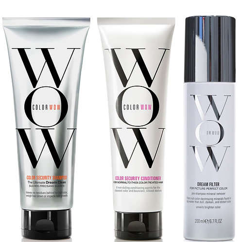Color WOW Color Perfect Bundle for Normal/Thick Hair (Worth £64.00)