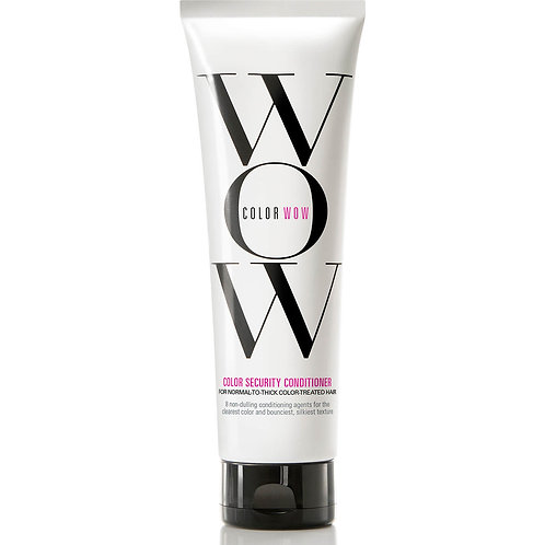 Color WOW Colour Security Conditioner for Normal to Thick Hair 250ml