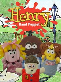 Henry Hand Puppet