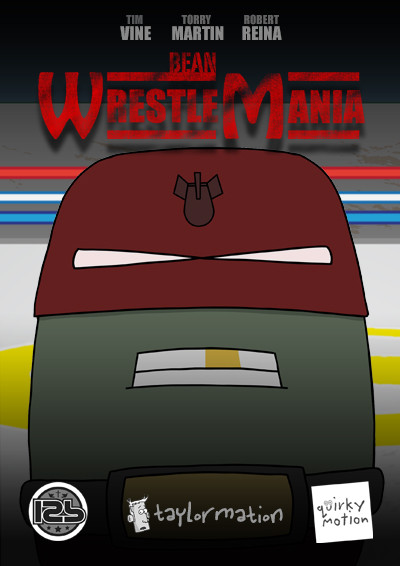 Bean Wrestle Mania
