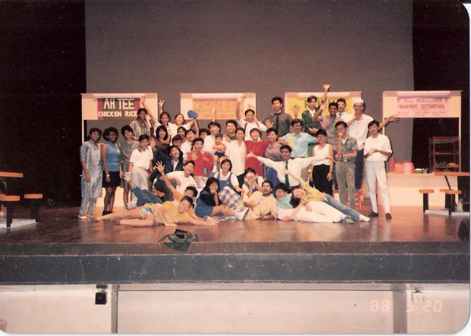 MAKANPLACE... The Singapore Musical