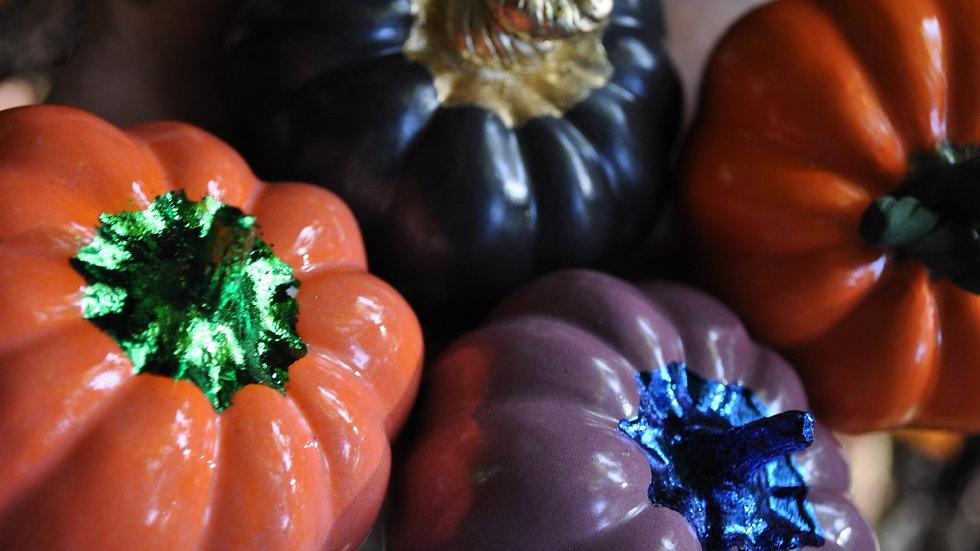 Limited Edition Halloween pumpkins