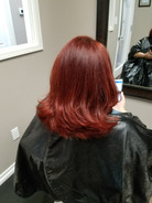 Teresa just has a beautiful head of hair and Aloxxi color tooAloxxi