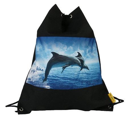 Turnbeutel My Dolphins