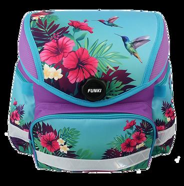 Schultasche mit ergonomischem Rücken