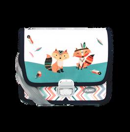 Kindergartentasche Indian Foxes