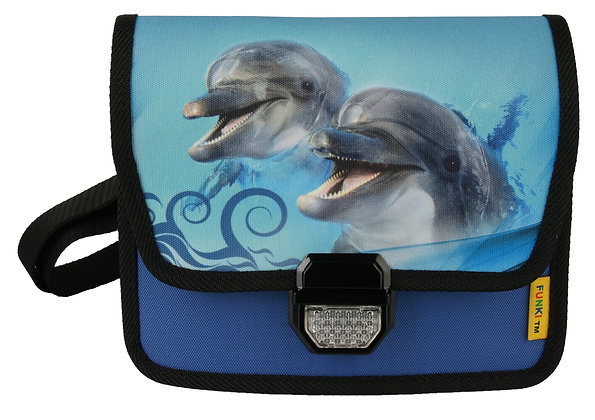 Kindergarten-Tasche Dolphins