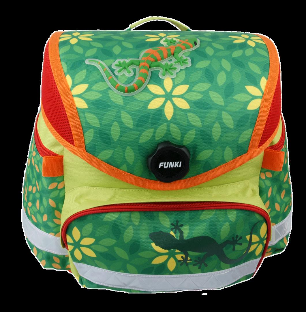 Funny-Bag Gecko