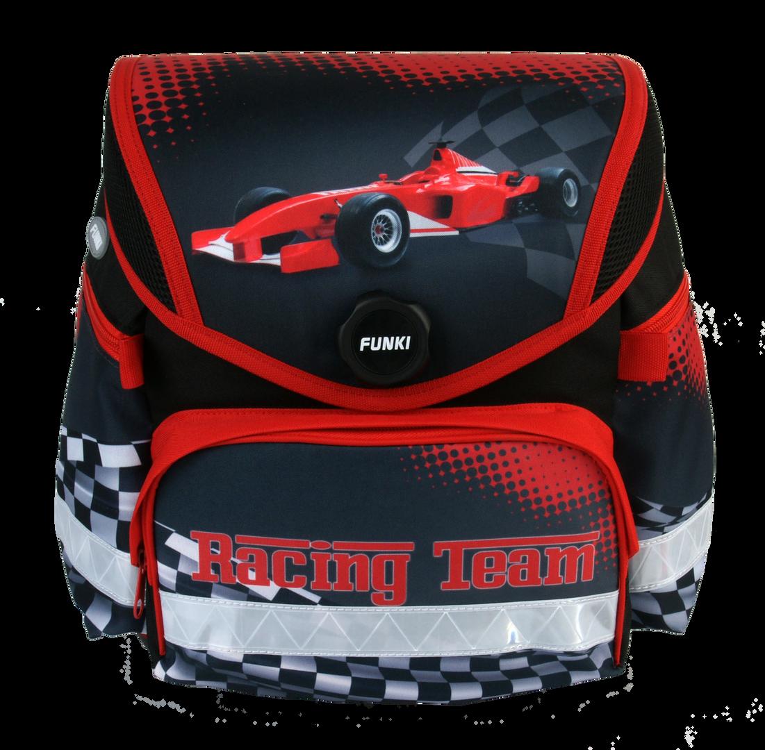 Funny-Bag Racing Team