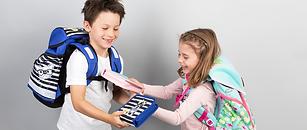 Schüleretuis für Mädchen & Jungs