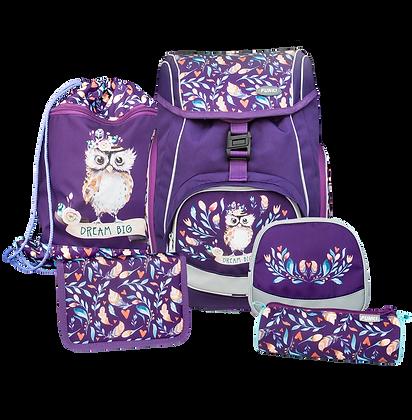 Flexy-Bag Hippie Owl