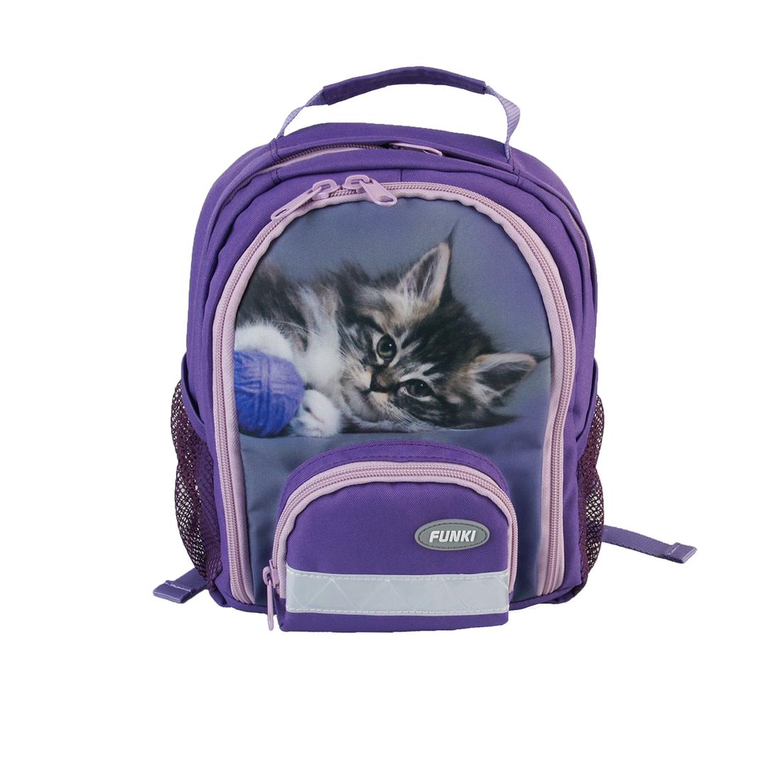 Kindergarten-Rucksack Kitten