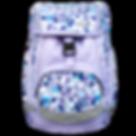 Verstellbarer Schulrucksack für Mädchen