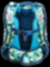 Grössenverstellbarer Schulrucksack