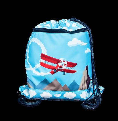 Kindergarten-TurnbeutelAirplane