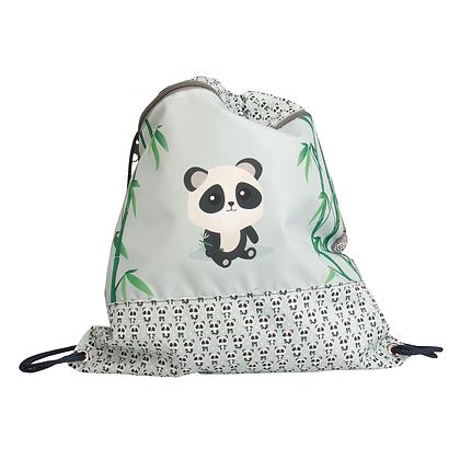 Kindergarten-Turnbeutel Panda