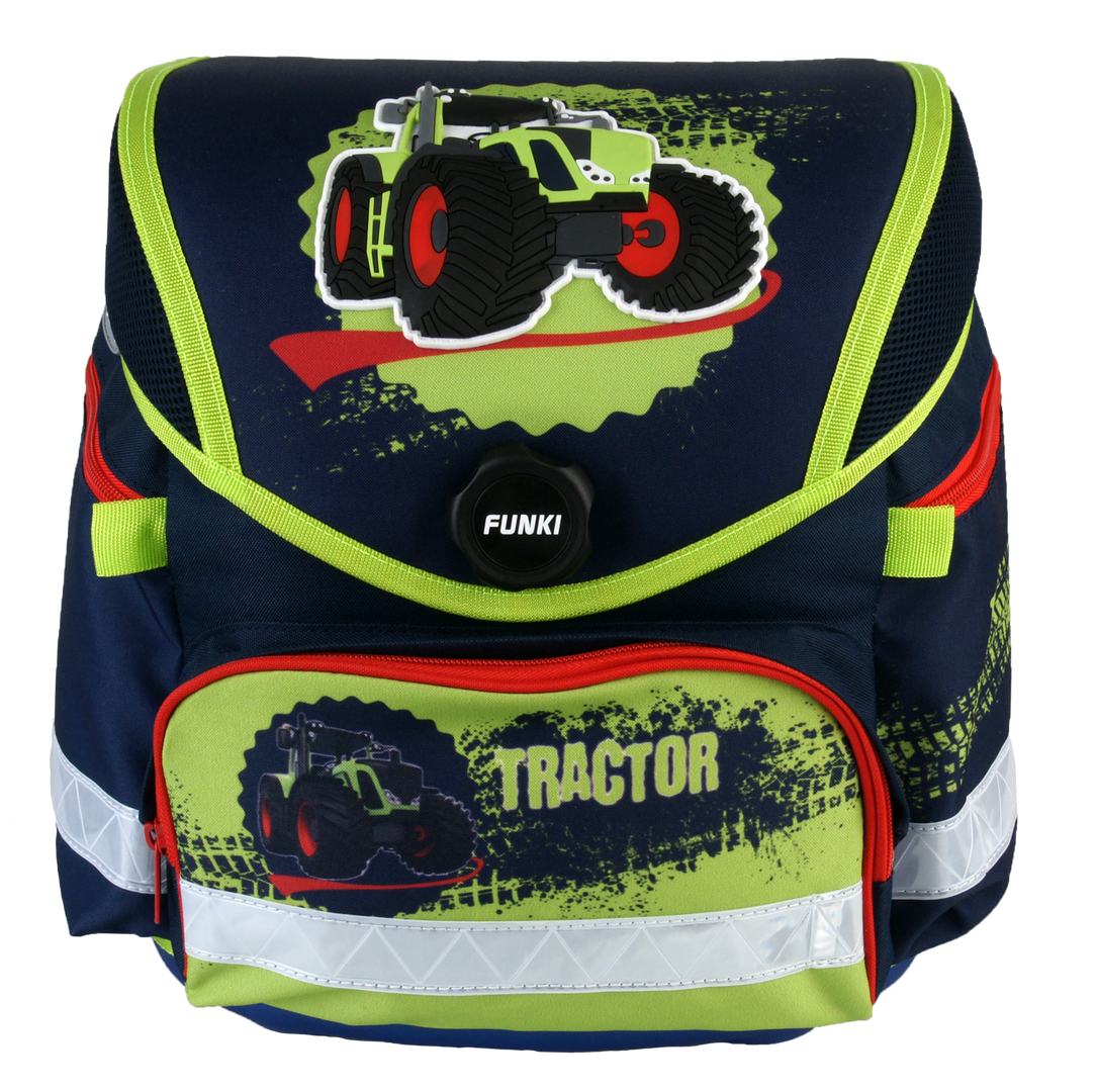 Funny-Bag Tractor
