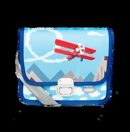 Kindergartentasche Airplane