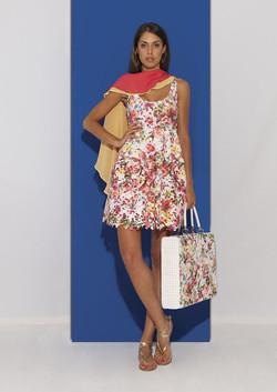 Floral Daytime Dress