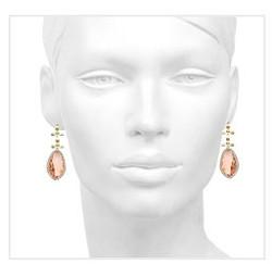 Caramel Gold 18k plated Earrings