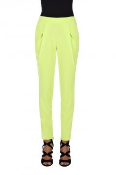 Kiwi colour trousers