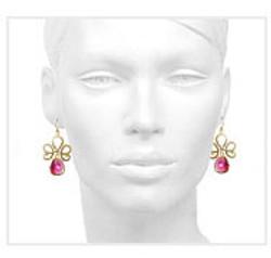 Handmade Gold 18k plated Earrings