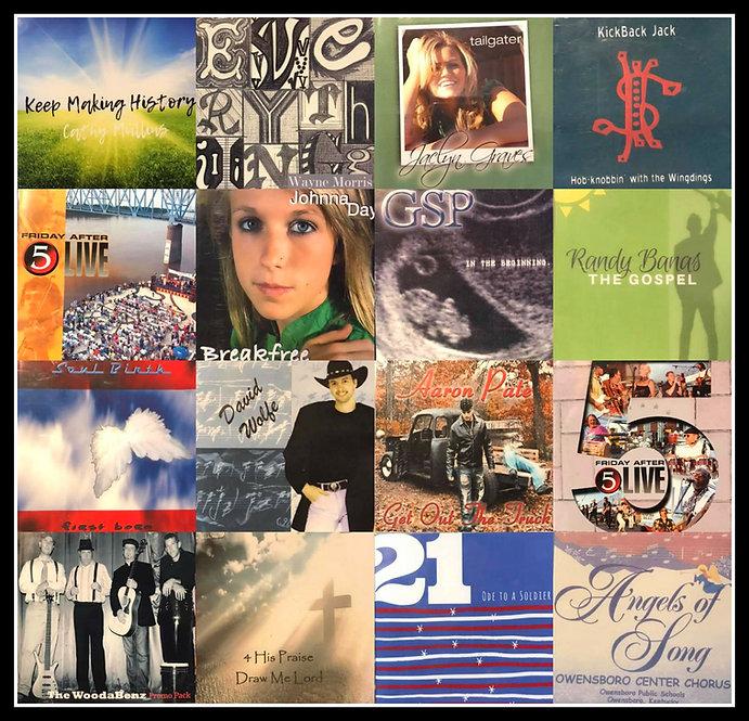 Gray Sky Music Jingle Production and Original Music and Recording Studio Nashville, Owensboro and LA