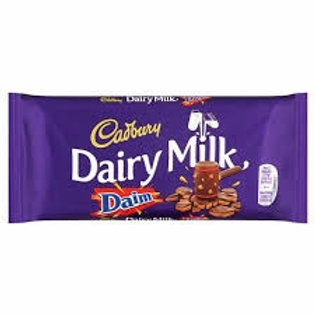 Dairy Milk Daim