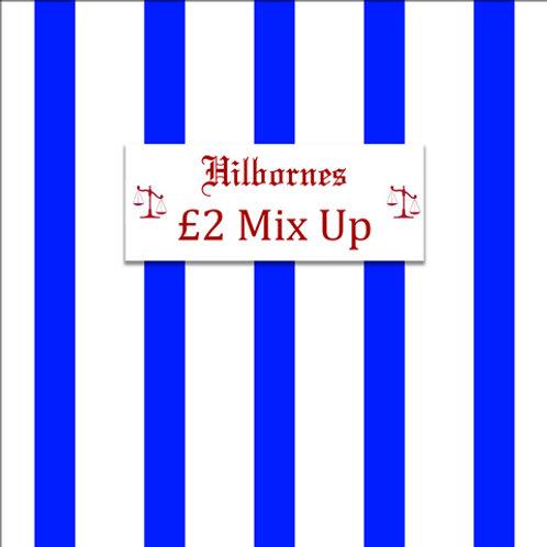 Hilbornes £2 Jelly Mix-up
