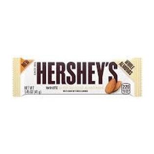 Hershey's White Choc and Almond