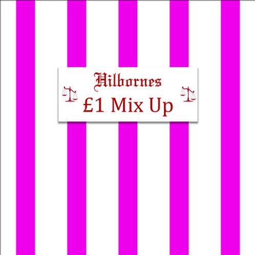 Hilbornes £1 Jelly Mix-up