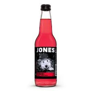 Jones Strawberry Soda