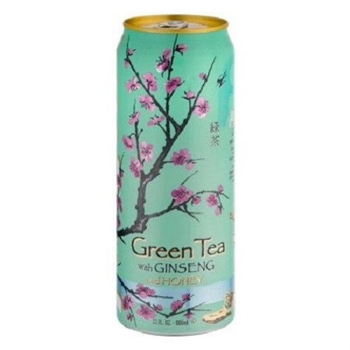 Arizona Green Tea Ginseng and Honey