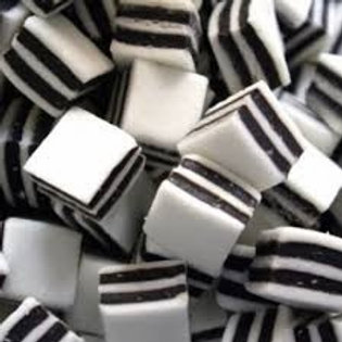 Black and White Mints