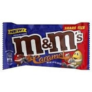 M&M Caramel Share Bag
