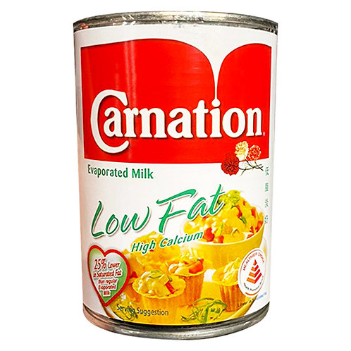 Carnation Evaporated Milk - Low Fat 405g