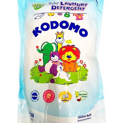Kodomo Baby Laundry Detergent Refill - Nature Care 1L