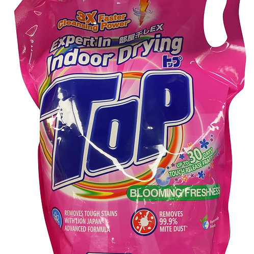 Top Concentrated Liquid Detergent Refill - Blooming Freshness 1.5kg