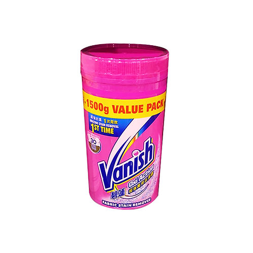 Vanish Powder Fabric Stain Remover - Oxi Action 500g