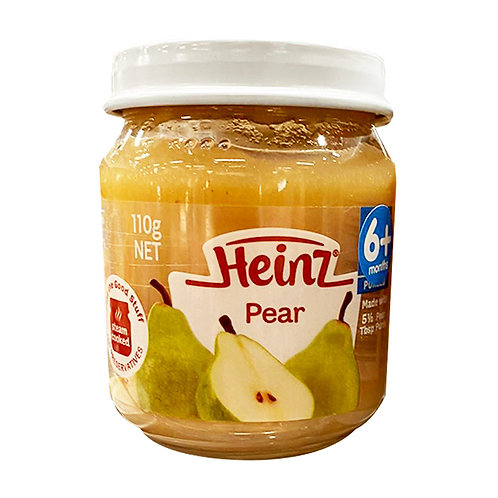 Heinz Baby Food - Pear (6+ Months)
