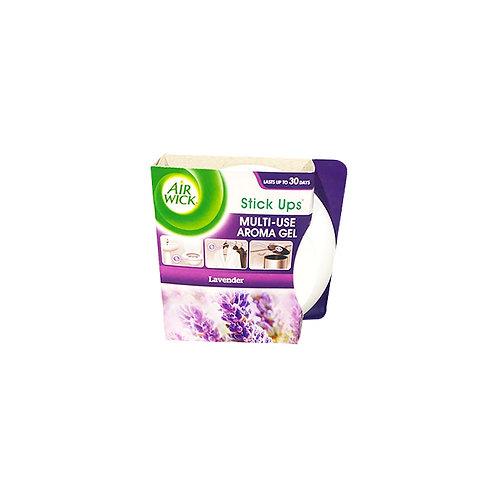 Air Wick Stick Ups Multi-Use Aroma Gel - Lavender 30g