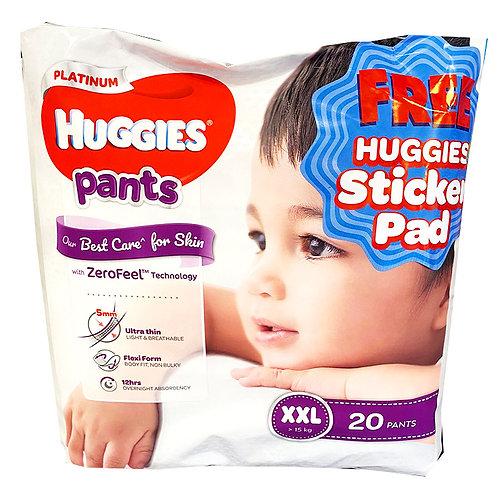 Huggies Platinum Pants - XXL (>15kg)