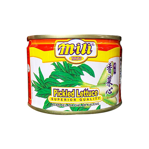Mili Pickled Lettuce 182g