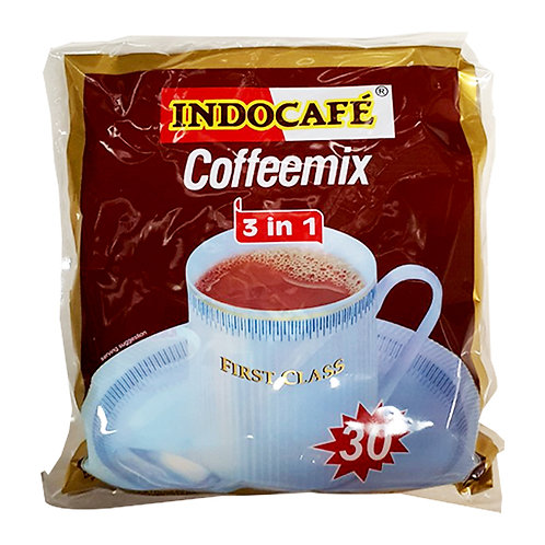 Indocafe 3 in 1 Instant Coffee Mix 30 x 20g