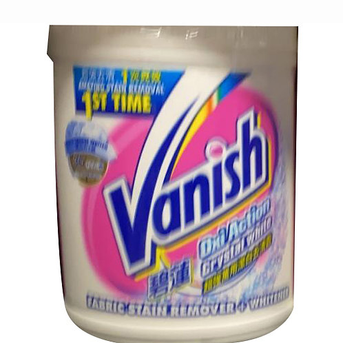 Vanish Powder Fabric Stain Remover - Oxi Action (Crystal White) 800g