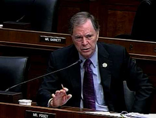 "US Congressman Bill Posey - ""I think the CDC Should Be Investigated."""